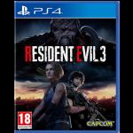 RESIDENT evil 3 standard ps4 visuel produit