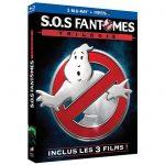 SOS Fantomes Trilogie en Blu Ray