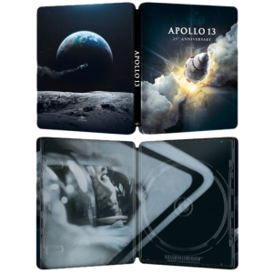 apollo 13 blu ray 4k steelbook