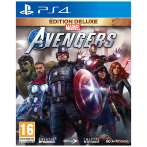 avengers edition deluxe ps4