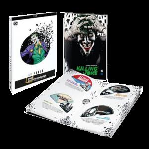 blu ray coffret 8 films joker comic book