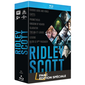 coffret ridley scott blu ray