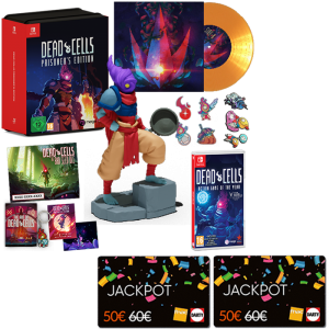 dead cells prisoners edition switch cartes jackpot fnac