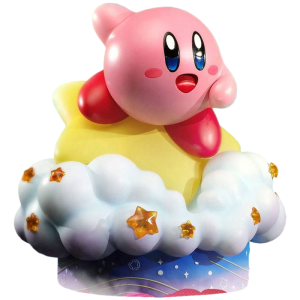 figurine first 4 figures kirby