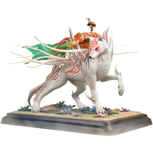 figurine first 4 figures okami shiranui