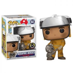 figurine funko pop bushfire heroes