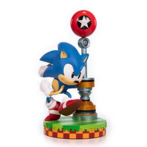 figurine sonic 28 cm