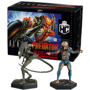 figurines alien predator snes