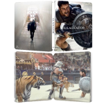 gladiator blu ray 4K steelbook