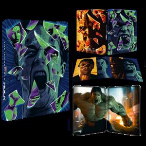 hulk 2008 bluray 4k edition limitée