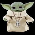 jouet animatronic baby yoda
