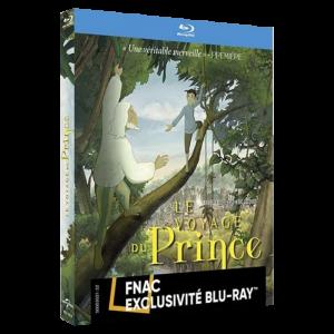 le voyage du prince blu ray edition speciale fnac