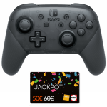 manette switch pro carte jackpot