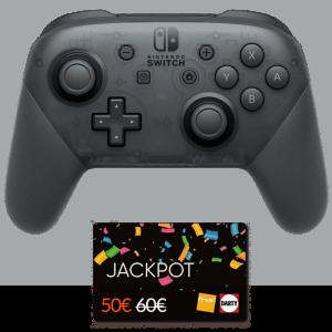 manette switch pro carte jackpot