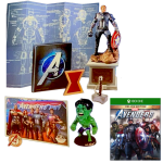 marvel avengers collector xbox one visuel produit