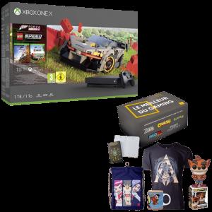 pack xbox one x forza gorizon 4 dlc lego box gaming