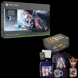 pack xbox one x star wars jedi fallen order box gaming