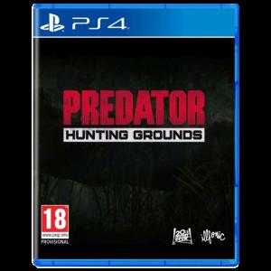 predator hunting ground ps4 visuel produit