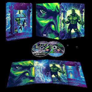 slider hulk 2003 blu Ray 4K edition limitée