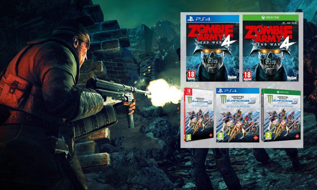 slider prochaines sorties jeux vidéo de la semaine