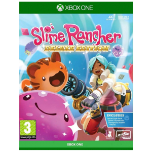 slime rancher edition deluxe xbox one