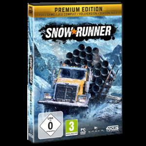 snow runner premium edition pc