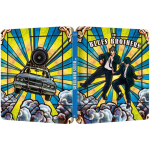 the blues brothers edition steelbook blu ray 4k