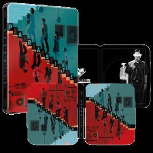visuel produit parasite steelbook blu ray