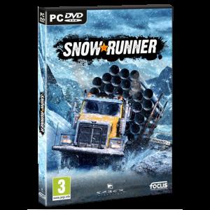 visuel produit snow runner pc
