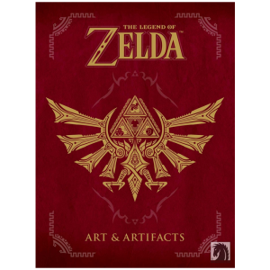 zelda art and artifacts artbook