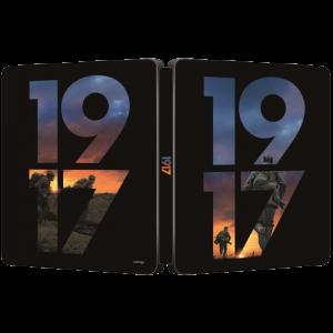 1917 blu ray steelbook