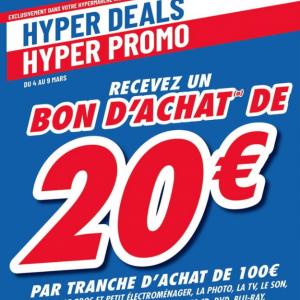 bon d achat carrefour belgique 20 euros 100 euros