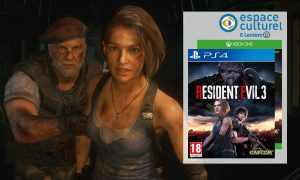 SLIDER resident evil 3 remake ps4 xbox one article leclerc