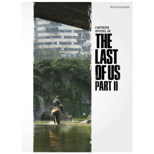 artbook the last of us 2 vf