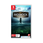 bioshock collection switch version boite visuel produit