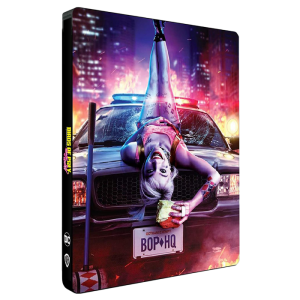 birds of prey steelbook blu ray 4K
