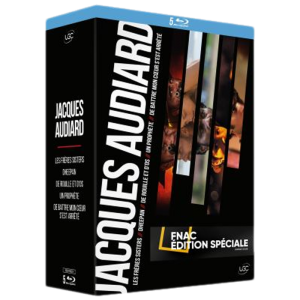 coffret blu ray jacques audiard