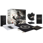 ghost of tsushima collector ps4 visuel produit