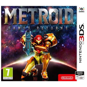 metroid samus returns 3DS