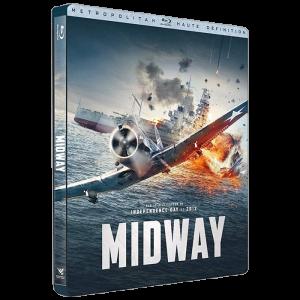 midway blu ray steelbook 4k