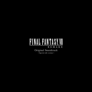 ost cd edition limitée ff7 Remake