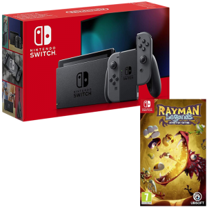 switch standard rayman legends grise