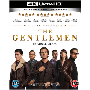 the gentlemen blu ray 4k