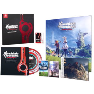 xenoblade chronicles definitive edition switch collector