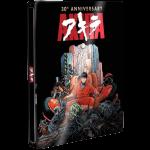 Akira Steelbook Collector 30e Anniversaire Combo Blu ray DVD