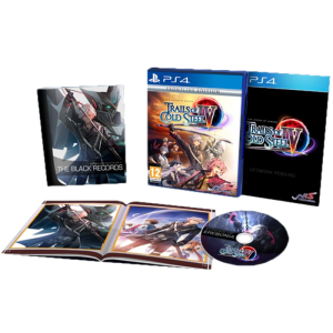 The Legend of Heroes Trails of Cold Steel 4 frontline edition ps4