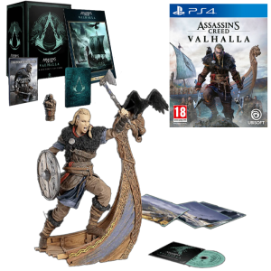 Assassin S Creed Valhalla Collector Ps4 Les Offres Chocobonplan Com