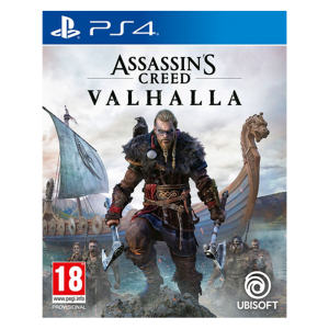 assassin's creed valhalla ps4 visuel produit