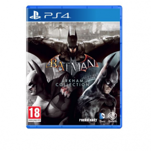 batman arkham collection ps4 visuel produit