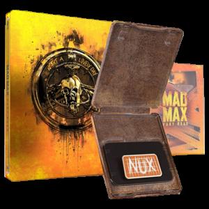 blu ray mad max fury road steelbook 4k et standard
